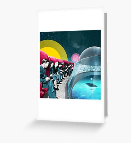 RC Invaders Greeting Card