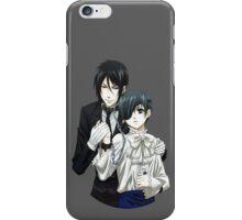 Sebastian and Ciel iPhone Case/Skin