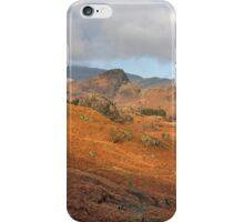 Langdale Fells  iPhone Case/Skin