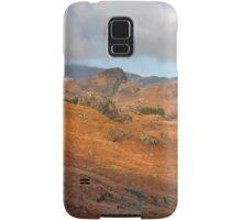 Langdale Fells  Samsung Galaxy Case/Skin