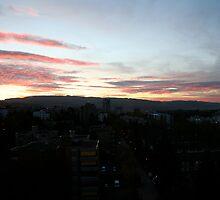 City Wakes by Benio