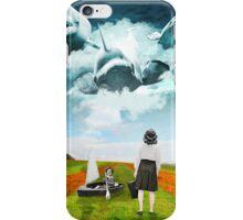 Fin Air iPhone Case/Skin