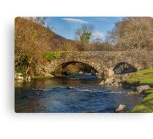 Packhorse Bridge River Duddon Metal Print
