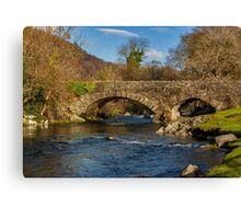 Packhorse Bridge River Duddon Canvas Print