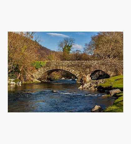 Packhorse Bridge River Duddon Photographic Print