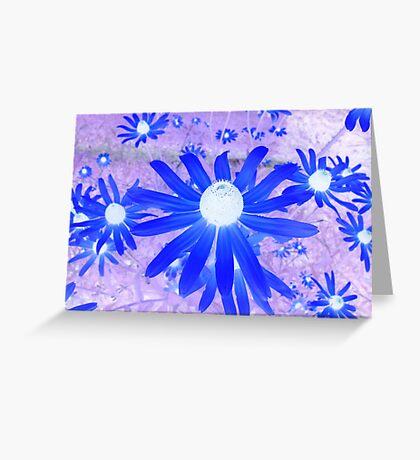 Gloworm Greeting Card