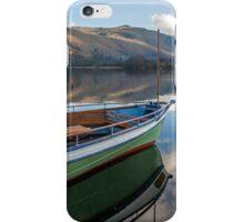 Sailing on Ullswater iPhone Case/Skin