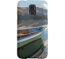 Sailing on Ullswater Samsung Galaxy Case/Skin