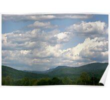 Foot Hills Poster