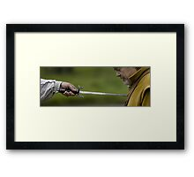 Damnation Framed Print