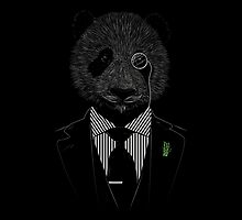 Sir Panda by yurilobo