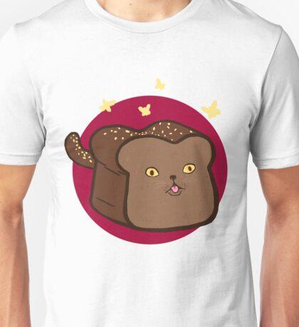 Loaf of Cat Unisex T-Shirt