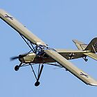 Fieseler Fi-156A-1 Storch G-STCH by Colin Smedley