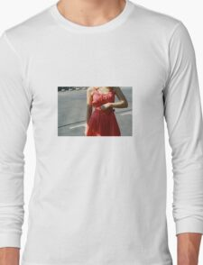 Pink Femininity 1 Long Sleeve T-Shirt