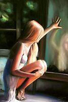Through a GLass Darkly (pastels) by pauldrobertson