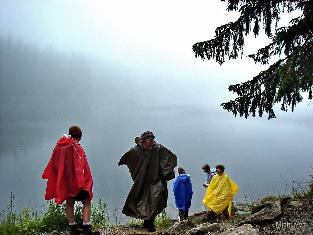 Caught In The Rain by MichSvec