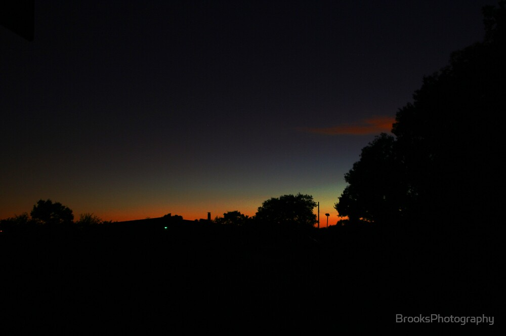 after sunset by BrooksPhotography