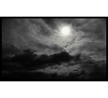 Ominous Hour Photographic Print