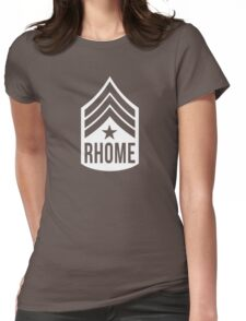 COMPANY RHOME SWAG Womens Fitted T-Shirt