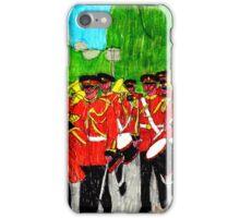 David-Military Bands 2 iPhone Case/Skin