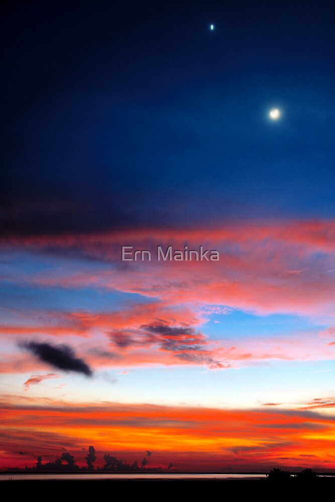Darwin Sunrise by Ern Mainka