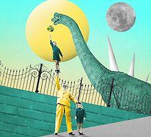 Giraffe by lukerobson