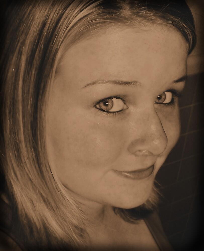 Self Portrait by Erika Benoit