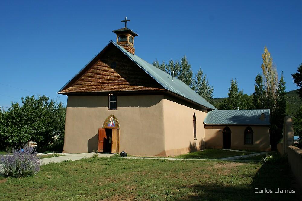 Arroyo Seco, Church by Carlos Llamas