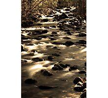 Porters Creek Photographic Print