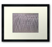 Art By The Sea Framed Print