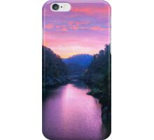 Sunset at Cataract Gorge-ous iPhone Case/Skin