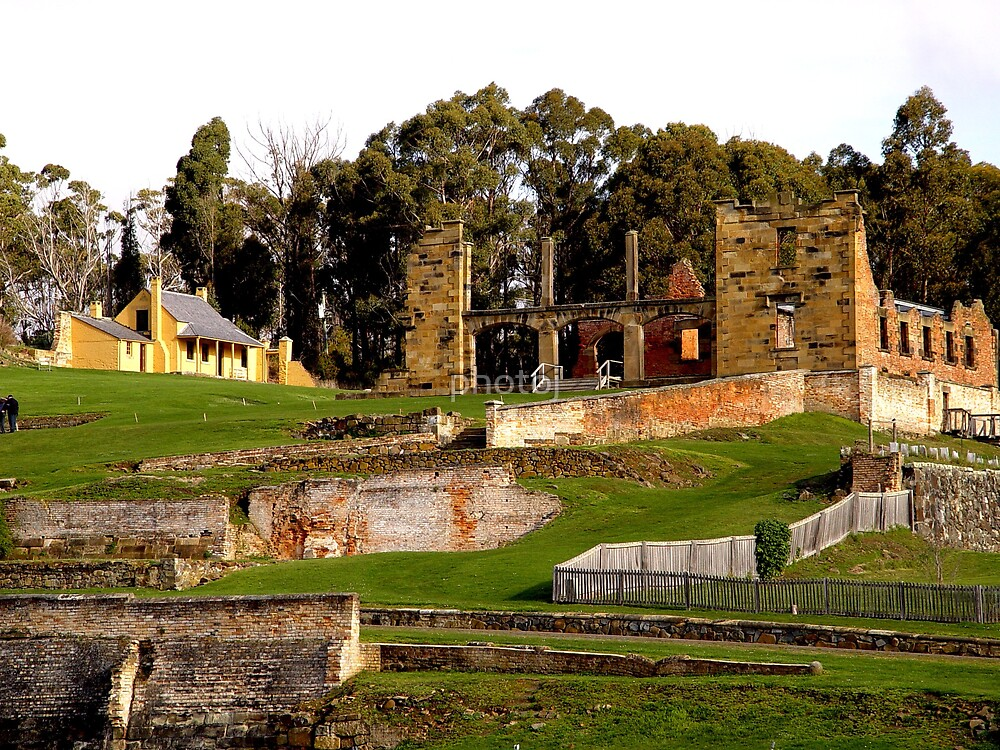photoj Tasmania Port Arthur by photoj