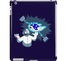 The Mad Scientist iPad Case/Skin
