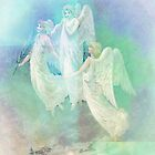 EASTER BLESSINGS 3 by Tammera