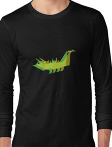 Trance Dogs Long Sleeve T-Shirt