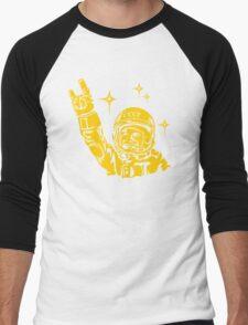 Yuri Gagarin Men's Baseball ¾ T-Shirt