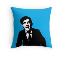Ooo, Mr Grimsdale! It's Norman Wisdom Throw Pillow
