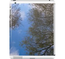 Reflections through water iPad Case/Skin