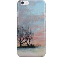 Wintery Sunrise iPhone Case/Skin