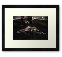 The Quiet Earth Framed Print