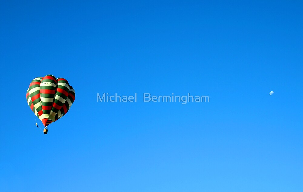 Ambition by Michael  Bermingham