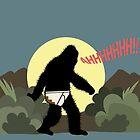 Bigfoot by portokalis