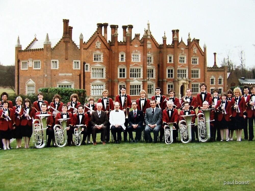 Matthews Norfolk Brass by paul boast