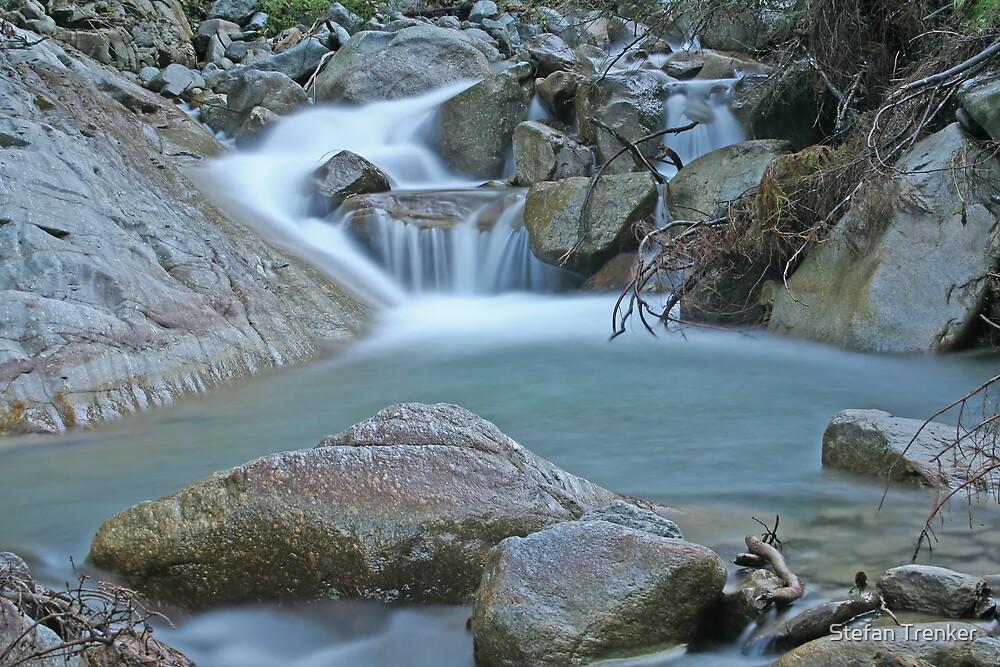 Fairy Tale River by Stefan Trenker