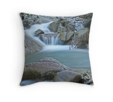 Fairy Tale River Throw Pillow