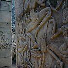 stone dancer by Kimuw