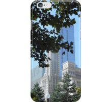 Chicago Through the Trees iPhone Case/Skin