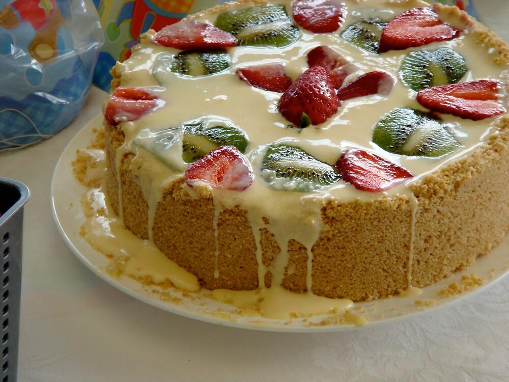 Exploding Cheesecake by diongillard