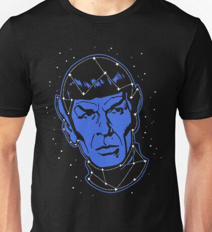 The Spock Constellation Unisex T-Shirt
