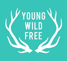 young, wild, free by beakraus
